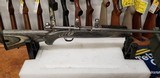 Rare Ruger M77 Mark II Stainless Rifle in 358 Winchester. Can Be Used as Scout Rifle or Standard Rings Mount. Rings Included.