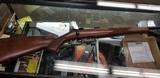 As New In Box CZ 527 American 17 Hornet, Walnut Stock, Factory Rings, Paperwork. Only Taken Out of Box for Photos - 1 of 9