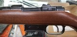 As New In Box CZ 527 American 17 Hornet, Walnut Stock, Factory Rings, Paperwork. Only Taken Out of Box for Photos - 8 of 9