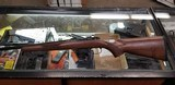 As New In Box CZ 527 American 17 Hornet, Walnut Stock, Factory Rings, Paperwork. Only Taken Out of Box for Photos - 2 of 9