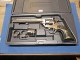 Ruger Hunter Single Six caliber 22 LR and 22 Magnum - 1 of 9