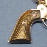 Ruger Hunter Single Six caliber 22 LR and 22 Magnum - 4 of 9