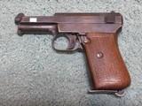 Mauser, model 1914, cal. 7,65 - 1 of 10