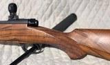 Dakota Arms Model 76 Custom Bolt Action in 300 Dakota. Early 3 digit serial # Like New, Appears Unfired - 8 of 15