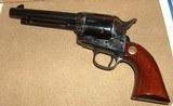 CIMARRON FIREARMS CO. MODEL P, 5.5, 45 Colt: Used