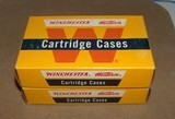 WINCHESTER Cartridge Cases .30 Remington Primed Cases; 2 Boxes 40 Cases