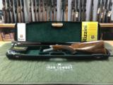 New Rizzini BR 550 Round body Game Gun 20 ga 29'' Barrels Side By Side