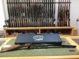 "Rizzini FAIR Iside Prestige Tartaruga Gold 16 28"" Barrels English Stock SST."