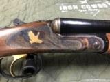 Rizzini F.A.I.R. Iside Prestige Tartaruga Gold 20 Ga 28'' barrels SST - 12 of 13