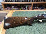Blaser F16 Sporting 12 Ga 32'' Barrels Grade 4 Wood - 6 of 17