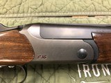Blaser F16 Sporting 12 Ga 32'' Barrels Grade 4 Wood - 8 of 17