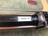 "Davide Pedersoli & C.1874 Sharps "" Q"" Rifle 34'' Heavy Octagon Barrel Oil Finish Stock - 16 of 21"