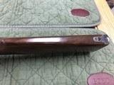"Davide Pedersoli & C.1874 Sharps "" Q"" Rifle 34'' Heavy Octagon Barrel Oil Finish Stock - 6 of 21"
