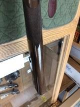"Davide Pedersoli & C.1874 Sharps "" Q"" Rifle 34'' Heavy Octagon Barrel Oil Finish Stock - 7 of 21"