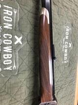 "Davide Pedersoli & C.1874 Sharps "" Q"" Rifle 34'' Heavy Octagon Barrel Oil Finish Stock - 13 of 21"
