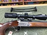 Merkel K3 Stutzen Stalking Rifle 7mm 08 Rem W/ Swarovski Z3 3-10x42 Suhl Scope Mount Package Deal - 17 of 22