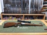 Merkel K3 Stutzen Stalking Rifle 7mm 08 Rem W/ Swarovski Z3 3-10x42 Suhl Scope Mount Package Deal - 3 of 22