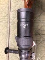 Merkel K3 Stutzen Stalking Rifle 7mm 08 Rem W/ Swarovski Z3 3-10x42 Suhl Scope Mount Package Deal - 19 of 22