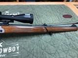 Merkel K3 Stutzen Stalking Rifle 7mm 08 Rem W/ Swarovski Z3 3-10x42 Suhl Scope Mount Package Deal - 11 of 22