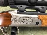 Merkel K3 Stutzen Stalking Rifle 7mm 08 Rem W/ Swarovski Z3 3-10x42 Suhl Scope Mount Package Deal - 5 of 22