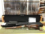 Merkel K3 Stutzen Stalking Rifle 7mm 08 Rem W/ Swarovski Z3 3-10x42 Suhl Scope Mount Package Deal - 1 of 22