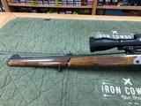Merkel K3 Stutzen Stalking Rifle 7mm 08 Rem W/ Swarovski Z3 3-10x42 Suhl Scope Mount Package Deal - 10 of 22