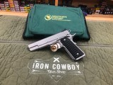Nighthawk Custom Firehawk 1911 45 ACP Stainless Steel Upgrade