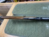 Browning 1886 High Grade & Grade 1 Rifle Set 45-70 GOVT 26'' Octagon Barrels Mint Condition Collector Quality Must See !!!! - 7 of 24