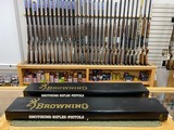 Browning 1886 High Grade & Grade 1 Rifle Set 45-70 GOVT 26'' Octagon Barrels Mint Condition Collector Quality Must See !!!! - 23 of 24