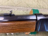 Browning 1886 High Grade & Grade 1 Rifle Set 45-70 GOVT 26'' Octagon Barrels Mint Condition Collector Quality Must See !!!! - 19 of 24