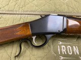 Browning Model - 78 45/70 GOVT Unfired In Box Collector Quality - 3 of 22