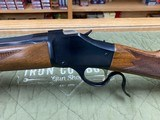 Browning Model 1885 270 Winchester 28'' Octagon Barrel Unfired In Box Collector Quality - 9 of 21