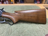 Browning Model 71 Carbine 348 Winchester Grade 1 & High Grade In Box Unfired Collector Quality - 21 of 23