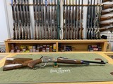 Browning Model 71 Carbine 348 Winchester Grade 1 & High Grade In Box Unfired Collector Quality - 4 of 23