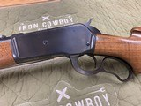 Browning Model 71 Carbine 348 Winchester Grade 1 & High Grade In Box Unfired Collector Quality - 18 of 23
