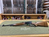 Browning Model 71 Carbine 348 Winchester Grade 1 & High Grade In Box Unfired Collector Quality - 14 of 23