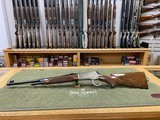 Browning Model 71 Carbine 348 Winchester Grade 1 & High Grade In Box Unfired Collector Quality - 3 of 23