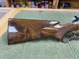 Browning Model 71 Carbine 348 Winchester Grade 1 & High Grade In Box Unfired Collector Quality - 7 of 23