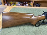 Browning Model 71 Rifle High Grade & Grade 1 Rifle Set 348 Winchester 24''BarrelUnfired In Box Condition Collector Quality Must See !!!! - 17 of 23