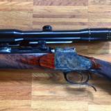 Hartmann & Weiss Hagn System Custom Rifle 375 H&H as NEW !!!
