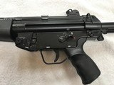 Like New Heckler & Koch HK94 9mm with Factory Collapsible Stock and Barrel Shroud - Must See HK 94 - 3 of 15