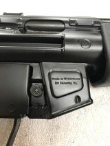 Like New Heckler & Koch HK94 9mm with Factory Collapsible Stock and Barrel Shroud - Must See HK 94 - 10 of 15