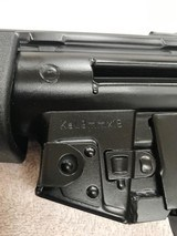 Like New Heckler & Koch HK94 9mm with Factory Collapsible Stock and Barrel Shroud - Must See HK 94 - 11 of 15