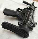 Like New Heckler & Koch HK94 9mm with Factory Collapsible Stock and Barrel Shroud - Must See HK 94 - 7 of 15