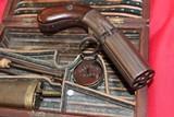 Blunt & Syms Pepperbox in original case .31 cal w/accessories- NICE!!! - 3 of 4