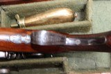 Original Cased set of Dueling Pistols Made by Lane in Brighton, England- NICE!!!!! - 14 of 15