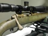 Custom 260 rem built on Savage 12 LRP action