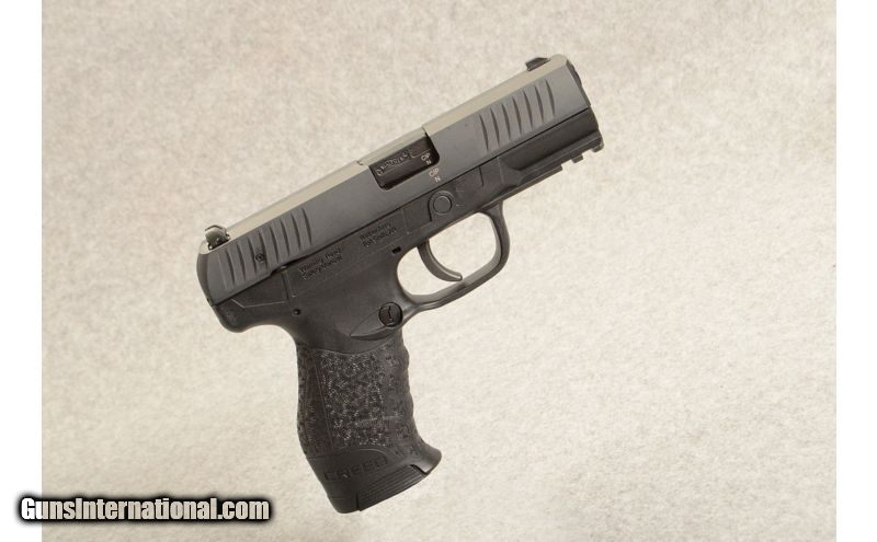 Walther ~ Creed ~ 9mm Luger