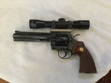 Colt Python Hunter Package
