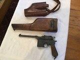 Mauser Broomhandle 1916 - 11 of 13
